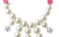 Olive Pearl Necklace & Bracelet Set