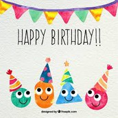 Class Birthday Shout Outs!