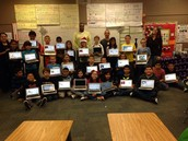 HOUR OF CODE - BIG HIT @ CANNON!!!