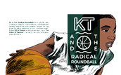 Featured book by Flintstones Kelvin Torbert and Kellon Brandon: KT & Radical Roundball