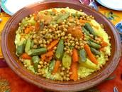 Couscous Salado