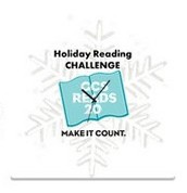 Holiday Reading Challenge Incentive