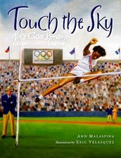 Book of the Week: Touch the Sky