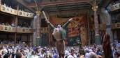 Shakespeare's Globe Theatre(actors view)