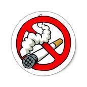 Tú no debes fumar mucho, es muy ensalubre y mal.