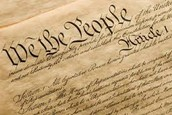 How did Benjamin help with the Constitution?