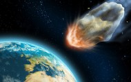Asteroid geting there.