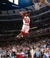 Jordan Dunking