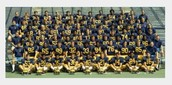 what was the 1969 michigan football team record?