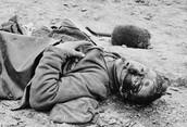 Dead Confederate Soldier