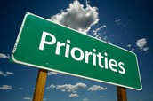 Tip #5: Prioritize what you spend your money on