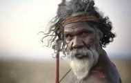 Aborigonal person