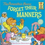 The Berenstain Bears Forget Their Manners-Stan & Jen Berenstain (1985)