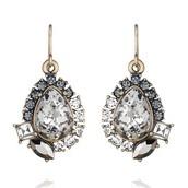 Midnight Palace Drop Earrings