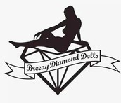 Who are the Breezy Diamond Dolls?