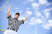 Assist officials make the correct call!