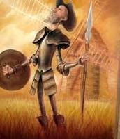 Don Quijote ja tuuleveskid