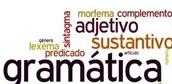 ¿Qué es'gramática'?¿Cómo la defines?