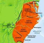 Southern Colonies [Roanoke]