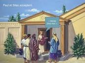 Troisième activité : Réflexion sur le livre des Actes des apôtres