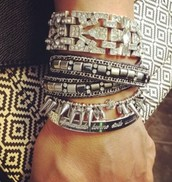 The Casablanca and Rock Chick Arm Party