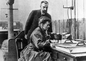 The Famous Scientist Marie Curie