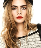 Super Model Cara Delevingne as Hana Tate