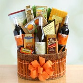Monthly Gift Basket Drawing