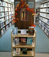Fall Book Display