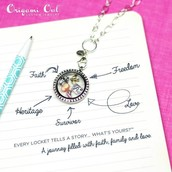Debra is having an Origami Owl Jewelry Bar!