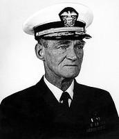 Commander Marc Mitscher