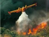 מטוס כבוי אש