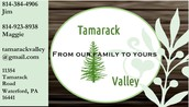 Tamarack Valley  Jim Shutts