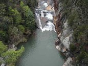 The Tallulah Gorge