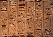 How were Hieroglyphics written?
