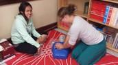 Los maestros están dispuestos a administrar los primeros auxilios!