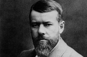 Younger Max Weber