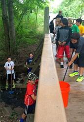 Bridge Clean Up