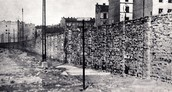 The Warsaw Ghetto Walls