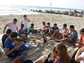 חגיגת בר ובת מצווה עם ילדי בית אלעזרקי