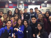 STEM Family Night at Montgomery High School