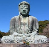 this is also a picture of our religion of buddah near our temple