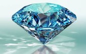 Diamonds are made out of Carbon