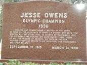 The Life of Jesse Owens