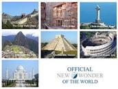 2) 7 Wonders of the World