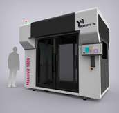 """MASSIVIT"" High Speed 3D Printer"
