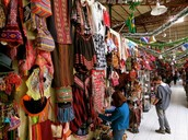 Cusco Handicraft Market