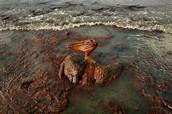 How do oil spills occur?