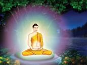 The Budda that promises Nirvana