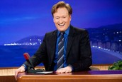 Conan O'Brien in California